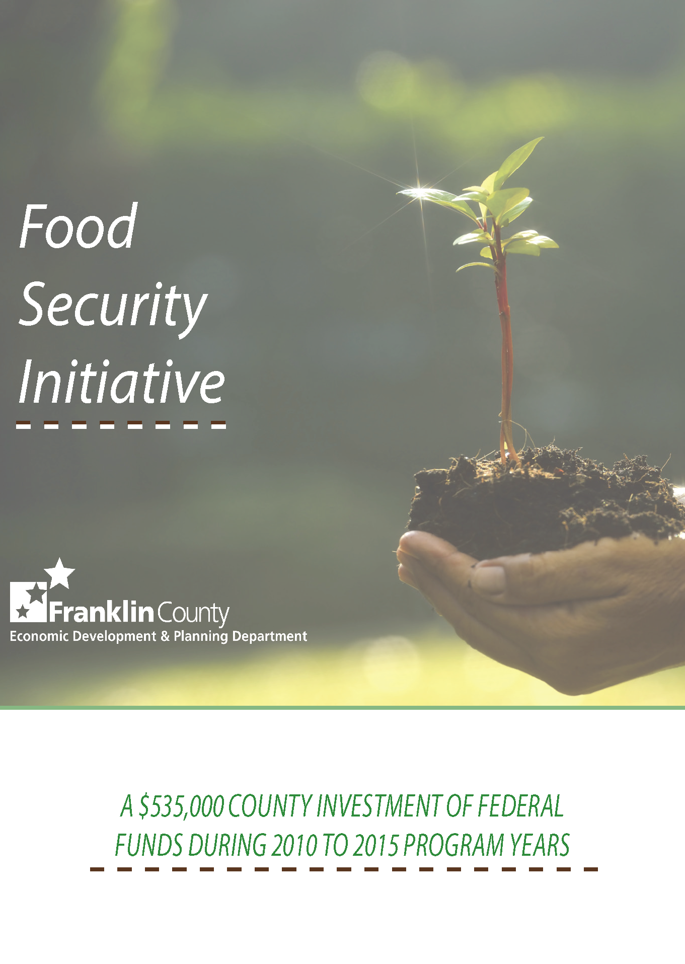 Franklin County Food Security